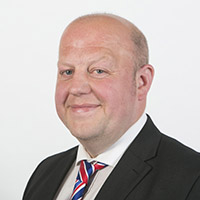 Councillor Mark Brown