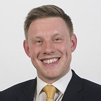Councillor Lewis Ritchie